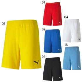 プーマ サッカー サッカーゲームパンツ TEAMFINAL21 ニットショーツ PUMA 704625
