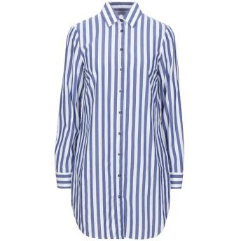 《セール開催中》ZANETTI 1965 レディース シャツ ブルー 42 コットン 100%