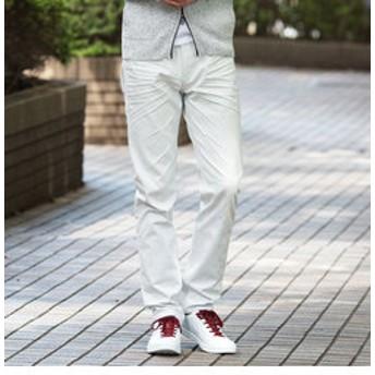 【NICOLE:パンツ】ストレッチツイルパンツ