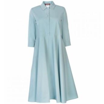 マックスマーラ Max Mara Studio レディース ワンピース シャツワンピース ワンピース・ドレス Max Ubino Shirt Dress WATER