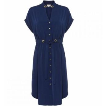 ダンセル Damsel in a Dress レディース ワンピース チュニックドレス ワンピース・ドレス Hannah Short Sleeve Tunic Dress Navy