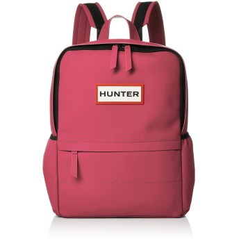 [ハンター] バックパック ORIGINAL RUBBERISED BACKPACK BRIGHT PINK
