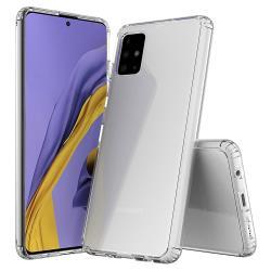 QinD SAMSUNG Galaxy A71 雙料保護套