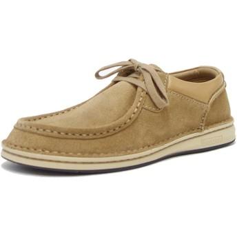 [ビルケンシュトック] PASADENA(パサデナ) 幅狭(ナローフィット) GC 1008623(スエードレザー/サンド) ドイツ生まれの快適フットベッド(正規輸入品) 「靴」(スエードレザー/サンド 39(25cm))