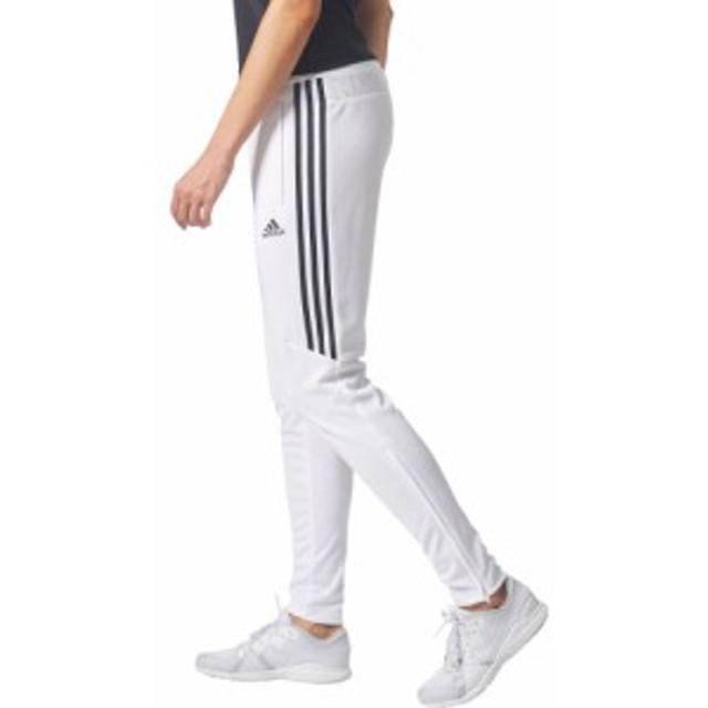 アディダス adidas レディース サッカー スウェット・ジャージ ボトムス・パンツ Tiro 17 Soccer Training Pants White/Black