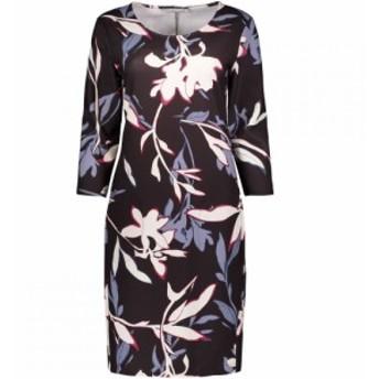 ベティー バークレイ Betty Barclay レディース ワンピース ワンピース・ドレス Floral Print Jersey Dress Multi-Coloured