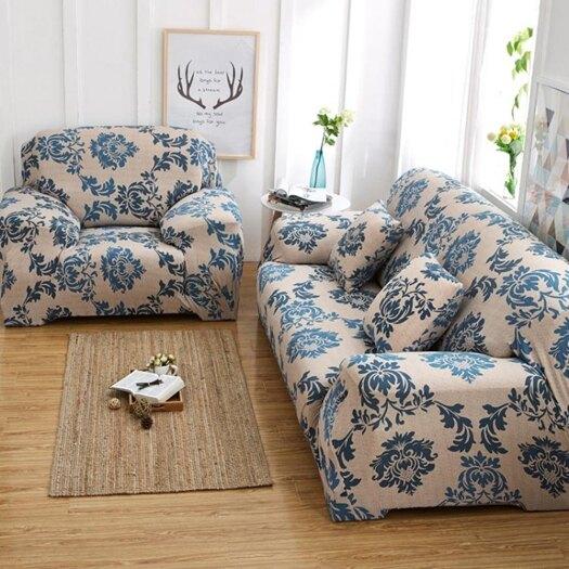 全包沙發套萬能套老式皮沙發罩全蓋防滑彈力沙發墊巾夏季布藝四季