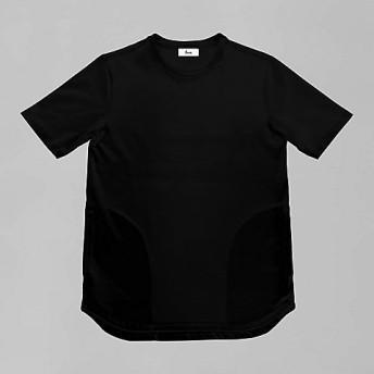 <STIR/スティア> オーセンティックドレスTシャツ BLACK【三越・伊勢丹/公式】