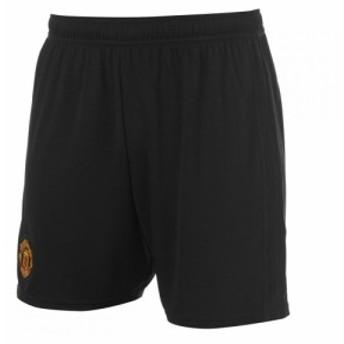 アディダス adidas メンズ ランニング・ウォーキング ショートパンツ ボトムス・パンツ Manchester United Home Shorts 2018 2019 Black