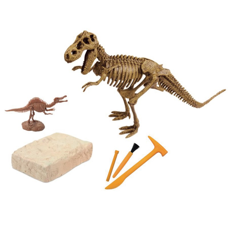 Dr.Steve Hunters 恐龍挖掘玩具-暴龍 玩具反斗城