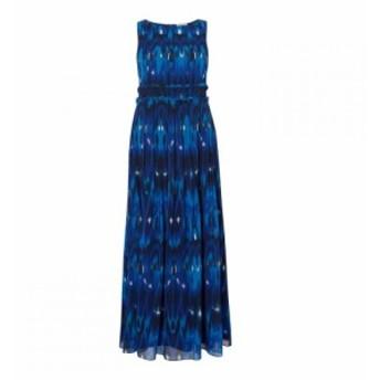 イブルース Iblues レディース ワンピース ワンピース・ドレス Gorizia Dress BLU