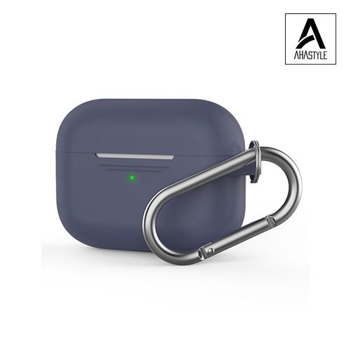 AHAStyle AirPods Pro 連體式矽膠保護套(掛勾) 耳機保護套 蘋果 保護殼 耳機套 保護套