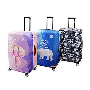 【CENTURION百夫長】周邊配件旅行箱保護套(他牌適用/三款顏色)P_U_C78亞洲象