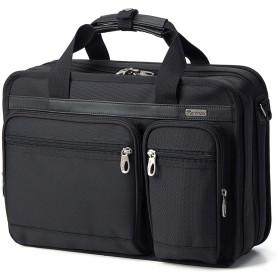 Pathfinder ショルダーストラップ付 ブリーフケース○PF1802B ブラック カバン・バッグ