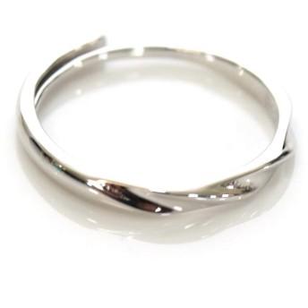 ninon ニノンリング 指輪 レディース おしゃれ 6種展開 silver925 華奢 オープンリング シンプル ハートBタイプ シルバー