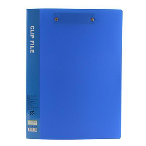 FP雙上PP強力夾(藍)[大買家]