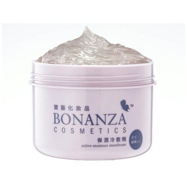 bonanza 寶藝~qum-q10保濕冷敷劑250ml  冷膚劑/面膜/泥膜