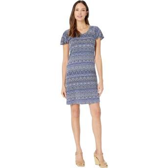 [トッミーバハマ] レディース ワンピース Lavasa Dotsa Flutter Dress Short Sleeve [並行輸入品]