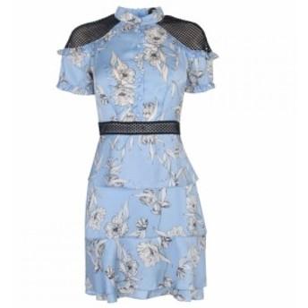 バルドー Bardot レディース ワンピース ワンピース・ドレス Sorrento Dress PASTEL FLORAL