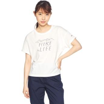 [コロンビア] アフターマウンテンウィメンズショートスリーブTシャツ PL3093 S ホワイト