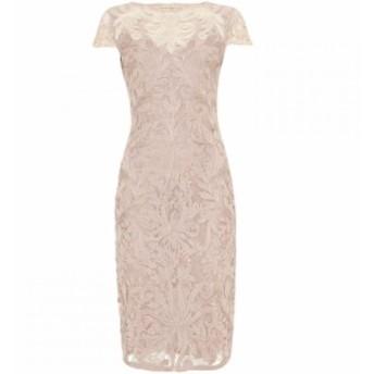 フェイズ エイト Phase Eight レディース ワンピース ワンピース・ドレス Jana Tapework Dress Pink