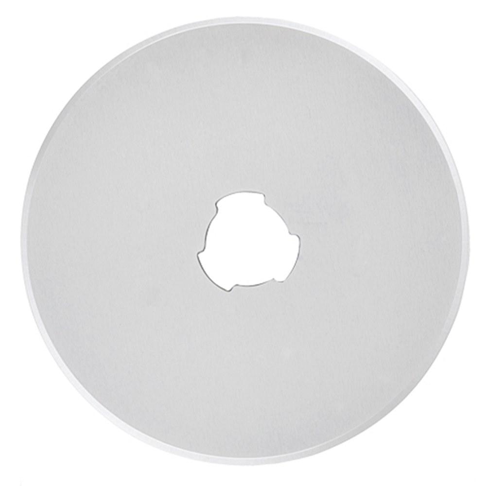 日本製造OLFA圓形刀片圓型替刃RB45-10(直徑45mm;10片入)適RTY-2系列
