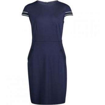 ベティー アンド コ- Betty and Co レディース ワンピース シフトドレス ワンピース・ドレス Jersey Shift Dress Navy Blue