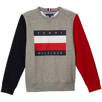 [トミーヒルフィガー] メンズ パーカー・スウェットシャツ Classic Logo Crew [並行輸入品]