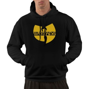Wu Tang Clan パーカー メンズ 長袖 秋服 冬服 プルオーバー スウェット おおきいサイズ カジュアル ヒップホップ ストリート HIPHOP