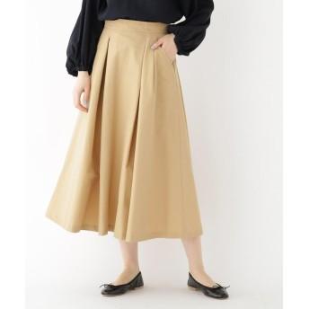 DRESSTERIOR(Ladies)(ドレステリア(レディース)) タックフレアースカート