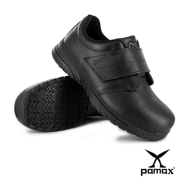 PAMAX 帕瑪斯-超彈力氣墊輕量止滑安全鞋-頂級廚師鞋、鋼頭鞋、防滑工作鞋PS9501FEH