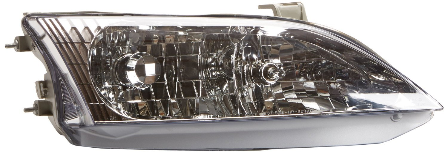 Depo 321-1134L-AC Hyundai Elantra Left Hand Side CAPA Certified Head Lamp Assembly
