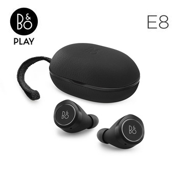 (公司貨)B&O PLAY 真無線藍牙耳機(E8(尊爵黑))