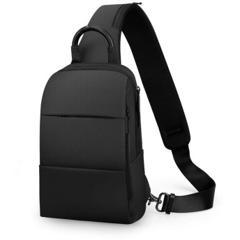大容量の屋外のショルダーバッグは、カジュアルビジネスメッセンジャーバッグ防水明度通気性の盗難防止ポケットは、スポーツ観光のために9.7インチのタブレットを収容します,C
