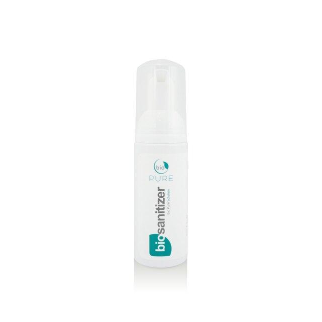 【百歐】天然抗菌保濕慕斯-50ml  ★瑞士進口/家用清潔