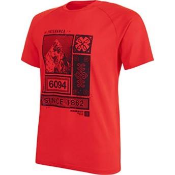 Mammut Mountain T-Shirt spicy S