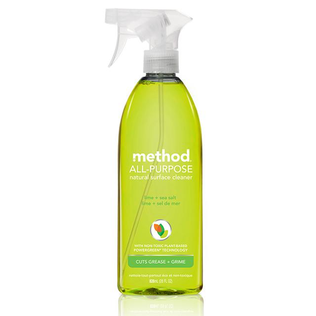 Method 美則 全效多功能清潔劑-萊姆海鹽 828ml