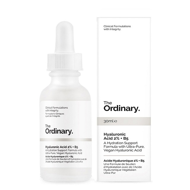 The Ordinary 超純補水玻尿酸+B5 (30ml)