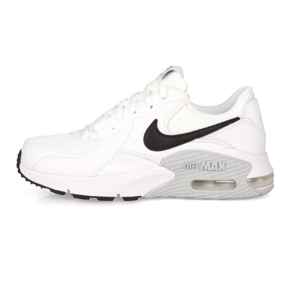 nike wmns air max excee 女休閒運動鞋-慢跑 氣墊 白灰黑