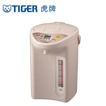 虎牌TIGER 3L 4段溫控微電腦電熱水瓶(PDR-S30R)