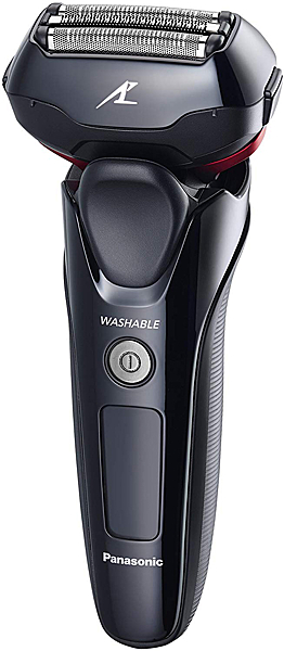 Panasonic【日本代購】松下 電動刮鬍刀 3刀片 水洗 充電式ES-LT2A