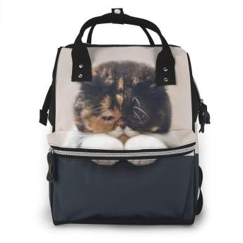 ミイラバッグ トートバッグ マザーズバッグ ママバッグ マザーズリュック Lazy Dog Puppy ベビー用品収納 おむつポーチ 大容量 ポケット付き
