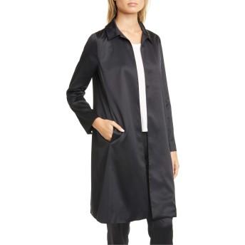 [エイリーンフィッシャー] レディース ジャケット・ブルゾン Eileen Fisher Recycled Satin Coat [並行輸入品]