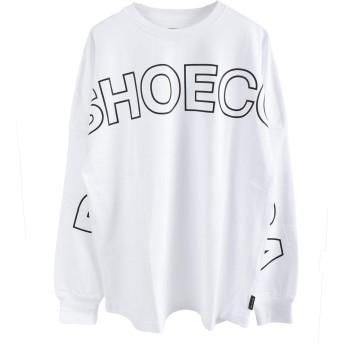 DC SHOES(ディーシーシュー) メンズ 長袖 Tシャツ 5125J025 WHT M