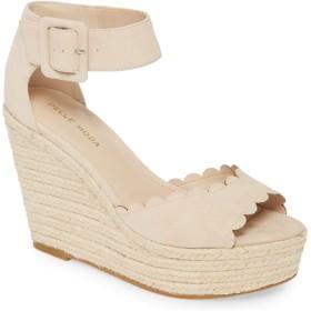 [ペレモーダ] レディース サンダル Rica Platform Wedge Sandal (W [並行輸入品]