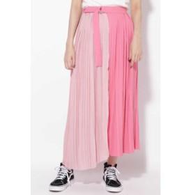 【ROSEBUD:スカート】プリーツラップスカート