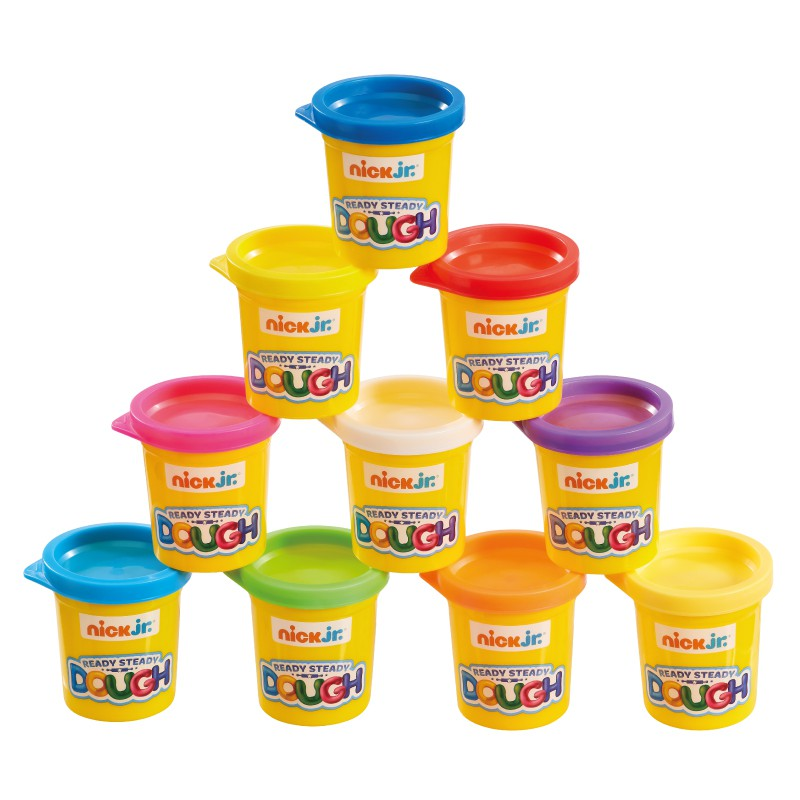 READY STEADY DOUGH 4oz單罐黏土 (隨機出貨) 玩具反斗城