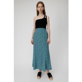 【マウジー/MOUSSY】 VINTAGE FLOWER ロングスカート