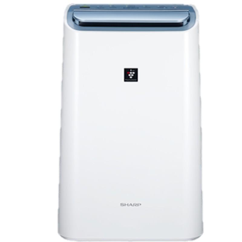 SHARP 夏普 10.5公升 自動除菌 離子清淨除濕機 DW-H10FT-W