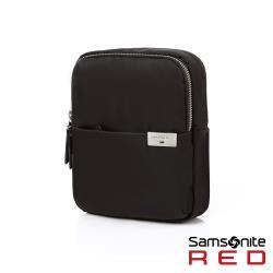 Samsonite RED AURICE 都會輕量女性肩背包(黑)-DZ8*09003
